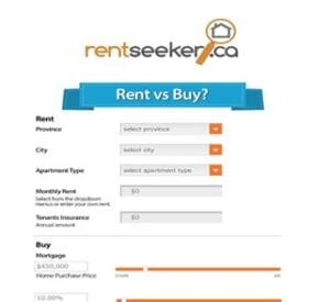 RentSeeker.ca-Rent-or-Buy-Calculator