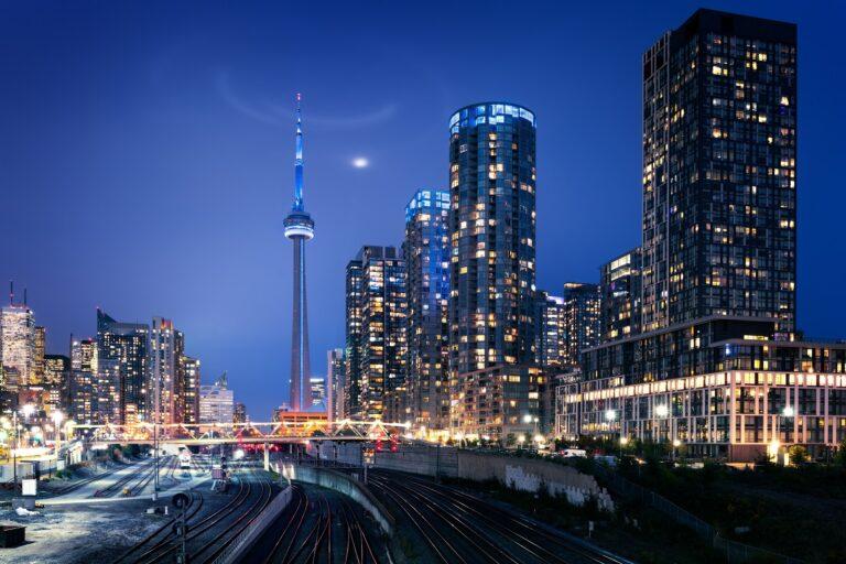 Toronto Skyline on RentSeeker.ca