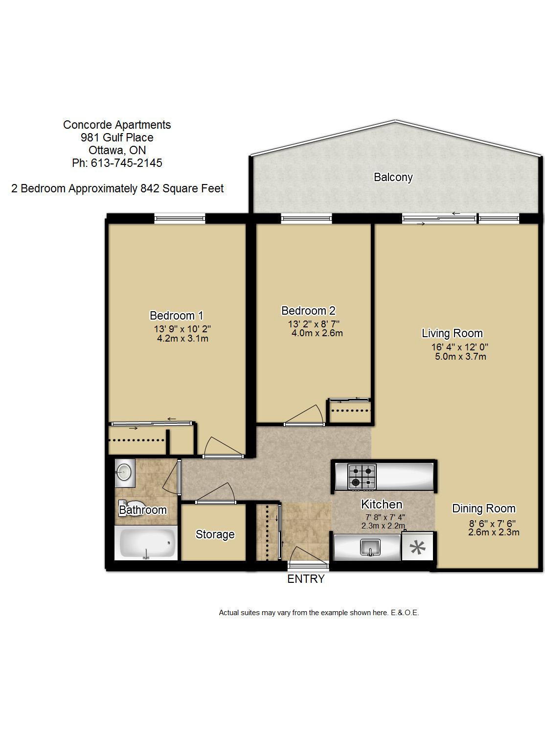 981 Gulf Place, Ottawa for rent - RentSeeker ca