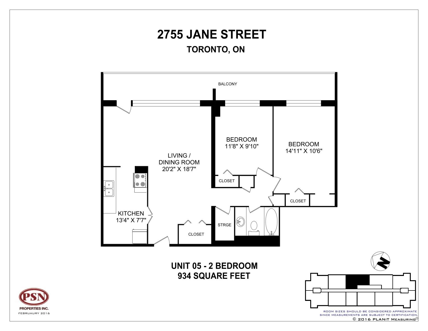 2755 Jane Street, Toronto for rent - RentSeeker ca